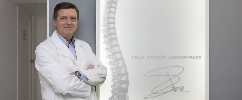 Incorporamos servicio de Traumatología con el Dr. Félix Pastor